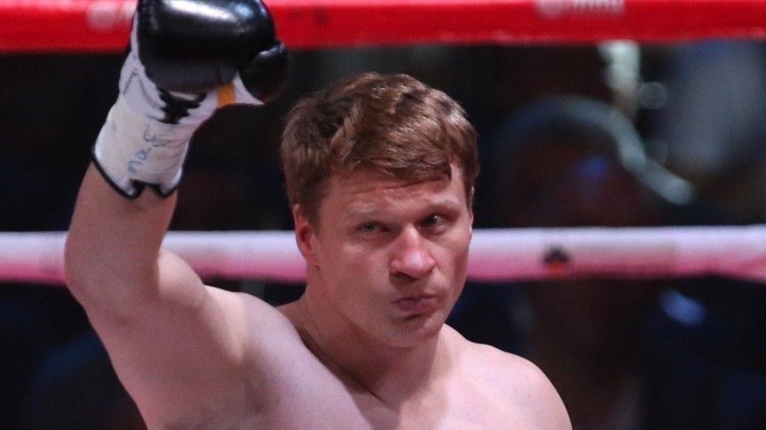 Поветкин иХьюи Фьюри сразятся затитул чемпиона WBA вЛондоне
