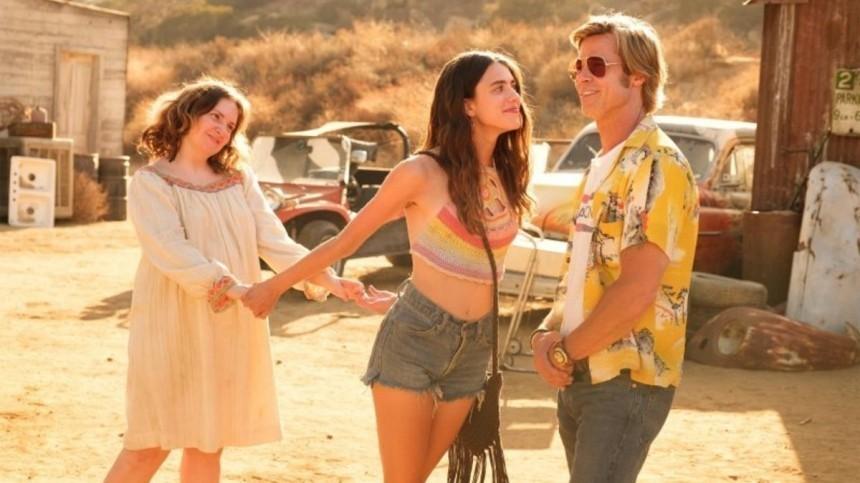 «Однажды… вГолливуде» стал самым успешным фильмом Тарантино вРоссии