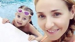 Татьяна Навка устроила для младшей дочери грандиозный день рождения— видео