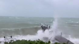 «Молитесь заАбако»: пятибалльный ураган «Дориан» обрушился наБагамские острова