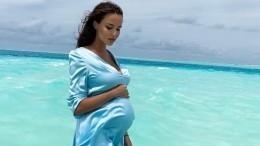 Беременной невесте Тимати резко стало плохо наборту самолета