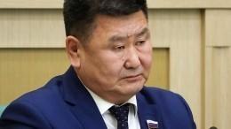 РЕН ТВнаправил обращения вСК, МВД иГП, чтобы наказать сенатора Мархаева