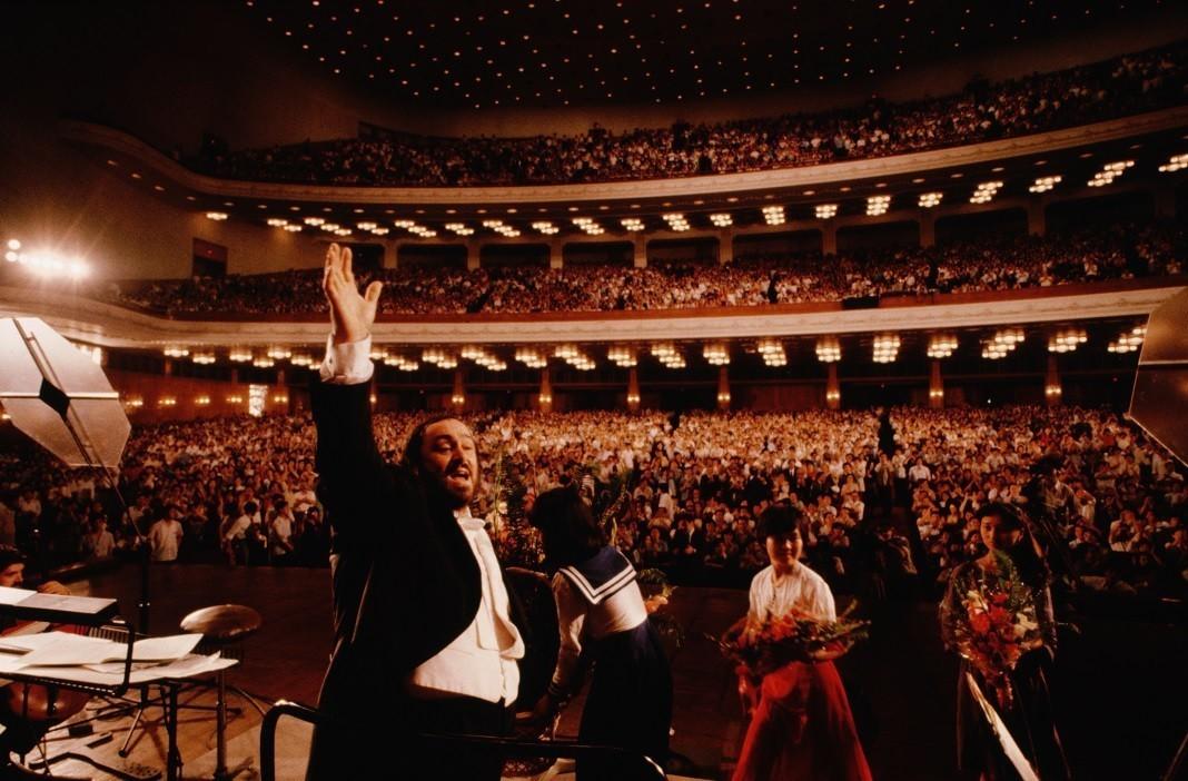 Премьера в«Ленинград Центре»: «Паваротти» лауреата премии «Оскар» Рона Ховарда