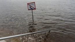 Комсомольск-на-Амуре вожидании пика наводнения