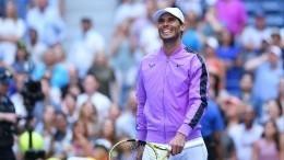 Теннисист Надаль признался, что недумает опредстоящей свадьбе