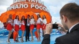 Выставка «Улица Дальнего Востока» открылась врамках ВЭФ воВладивостоке