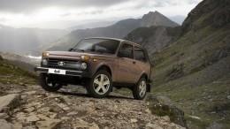«АвтоВАЗ» готовит крупный рестайлинг Lada 4×4 в2019 году— видео