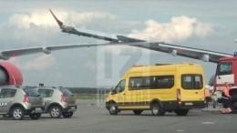 Новые подробности столкновения двух самолетов ваэропорту «Шереметьево»