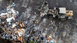 Свалку опасных медицинских отходов никак немогут закрыть вЛенобласти