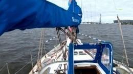Яхты, участвующие вэкспедиции кберегам Антарктиды, прибыли вПетербург