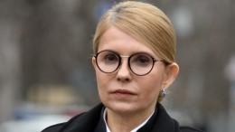 Почему Юлия Тимошенко непришла назаседание Рады