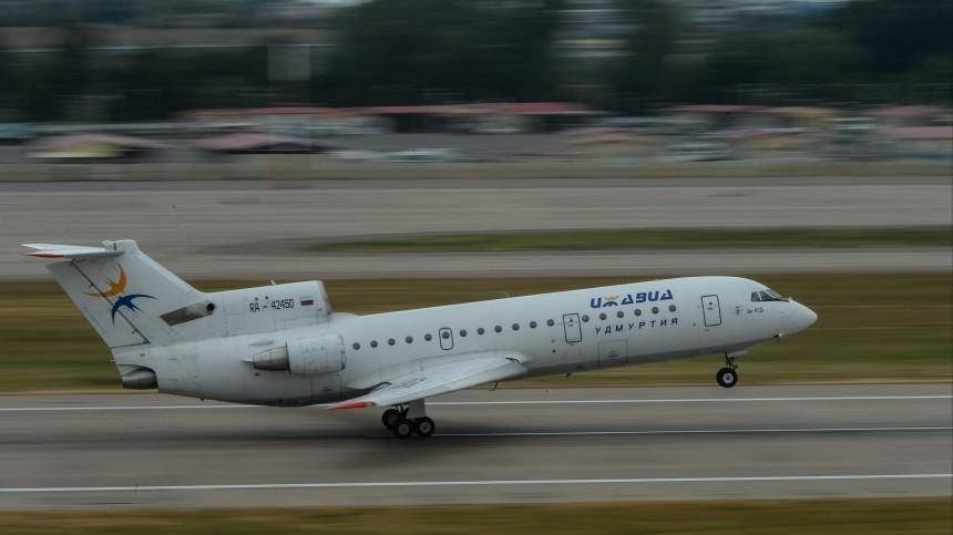 Ваэропорту Челябинска шесть самолетов несмогли сесть из-за тумана