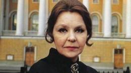 Фото: советская ироссийская актриса Нина Ургант отмечает 90-летие