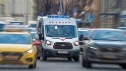 Водитель BMW сбил насмерть двух подростков воВладимирской области