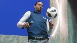 После проигрыша Ибрагимович грубо отказал аргентинскому журналисту