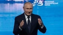 Путин прокомментировал ситуацию собменом заключенными сУкраиной
