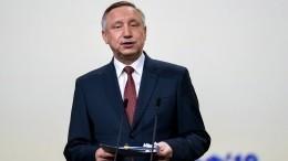 Беглов напомнил петербуржцам оЕдином дне голосования 8сентября
