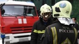 Видео: крупный пожар произошел намайкопской птицефабрике