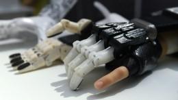 Преподаватель изЛенобласти изобрел бионический протез— видео
