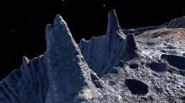 Гигантский астероид мчится понаправлению кЗемле— видео