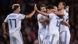 «Накураже!»: сборная России одержала победу над Шотландии вотборочном матче ЧЕ-2020