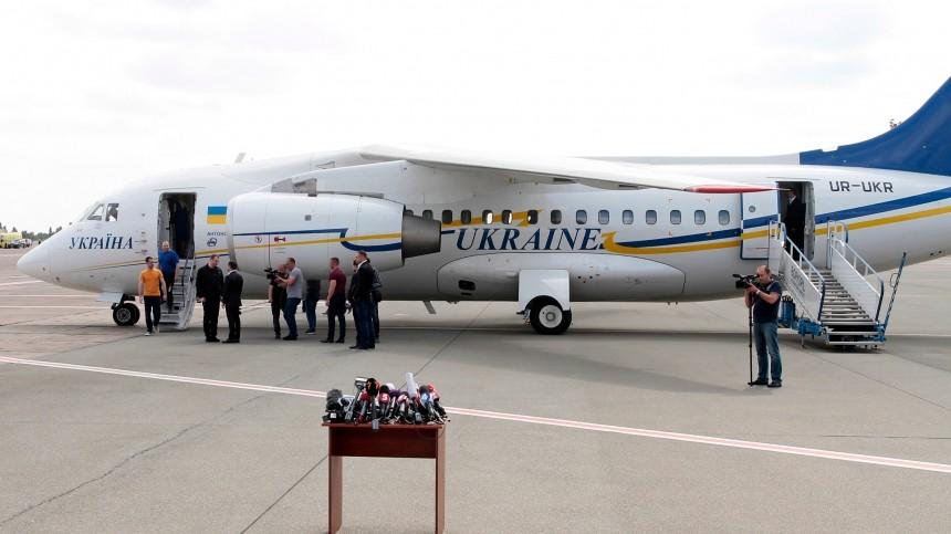 Опубликован список выданных Россией украинских заключенных