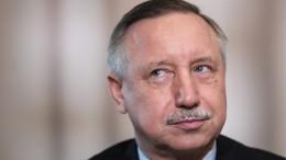 Беглов проголосовал навыборах губернатора Санкт-Петербурга