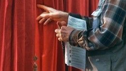 Более 70 тысяч человек проголосовали навыборах губернатора Санкт-Петербурга