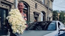Волочкова сумела вернуть себе фигуру 20-летней давности— фото