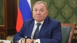 Новым главой Ингушетии избран Махмуд-Али Калиматов