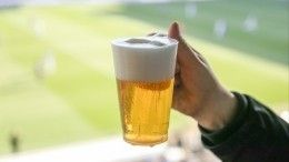 Пиво вновь разрешат продавать настадионах вРоссии