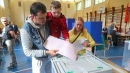 Александр Беглов набирает более 64% голосов после подсчета 90% протоколов