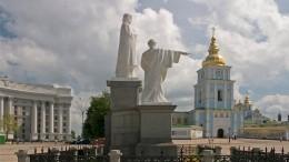 Киев— столица России: французская Le Figaro неожиданно подтитровала видео