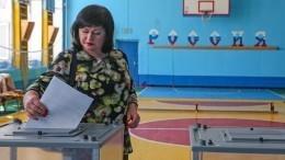 Эксперты назвали Единый день голосования прозрачным ичестным
