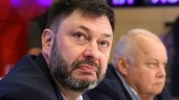 Вышинский рассказал освоем будущем вжурналистике после заключения