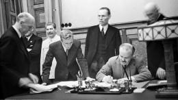 Хрупкий мир напороге войны: Минобороны рассекретило уникальные документы ВОВ
