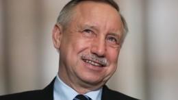Александр Беглов побеждает навыборах губернатора Санкт-Петербурга