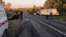 Семья изтрех человек, включая ребенка, погибла вДТП вПензенской области
