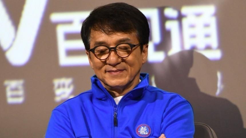 Джеки Чан отменил свою поездку вРоссию напремьеру фильма сего участием