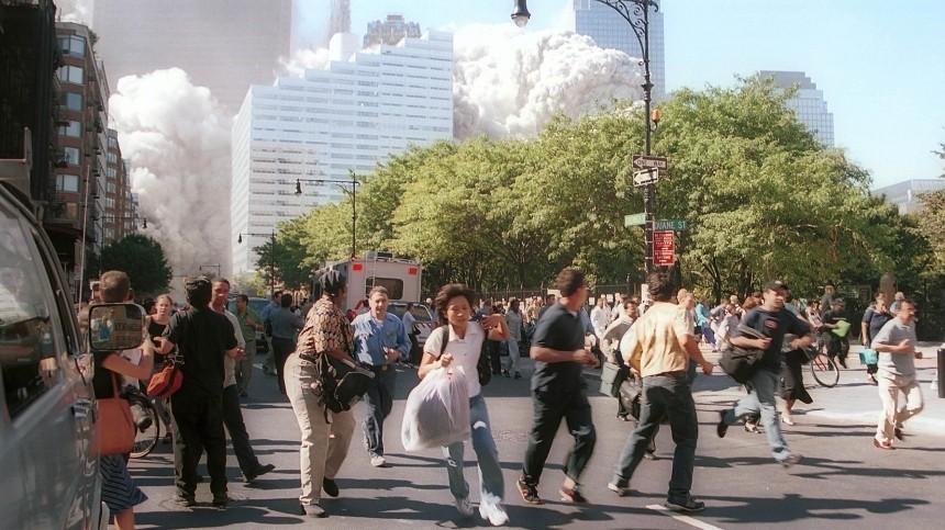 Истории пятерых людей, чудом выживших втеракте 11сентября 2001 года