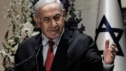 Нетаньяху эвакуировали спредвыборной встречи из-за ракетного удара