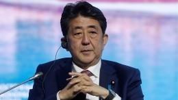 Правительство Японии вполном составе ушло вотставку