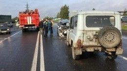 Пятеро детей пострадали вДТП вАрхангельске