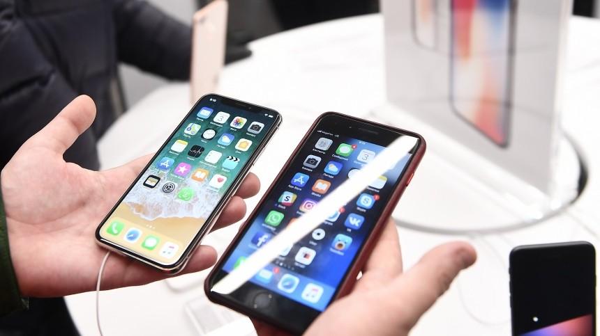 После презентации Apple вРоссии резко упали цены настарые модели iPhone
