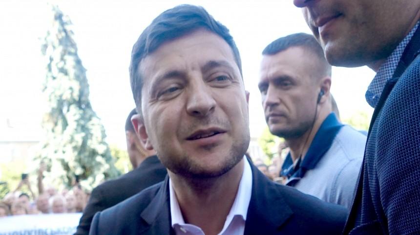 ЦИК Украины назвал решение оеероспуске, предложенное Зеленским, политическим