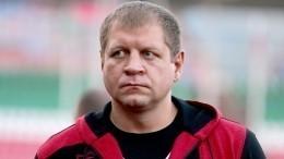 «Доболи смешно»: Емельяненко высмеял стронгменов, готовых поддержать Кокляева