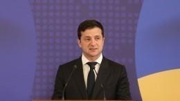 Зеленский хочет обсудить сПутиным переговоры в«нормандском формате»