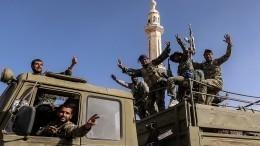 Лавров заявил обокончании войны вСирии