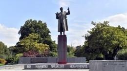 ВПраге объяснили причины переноса памятника маршалу Коневу
