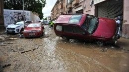 Испанию накрыл сильнейший запоследние сто лет ураган